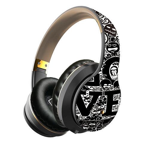 Ασύρματα Ακουστικά Bluetooth, στερεοφωνικά  με μικρόφωνο