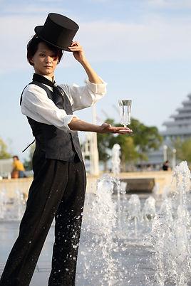 マジシャン鈴木大河|マジック・手品の世界