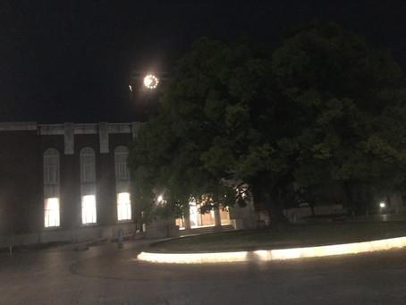 京都大学にてマジックレクチャー
