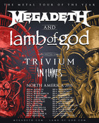 The Metal Tour Of The Year