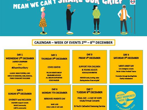 Grief Awareness Week 2020