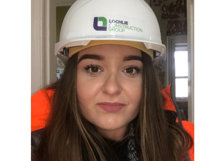 Keeping up with Katie... meet our newest Assistant Quantity Surveyor!