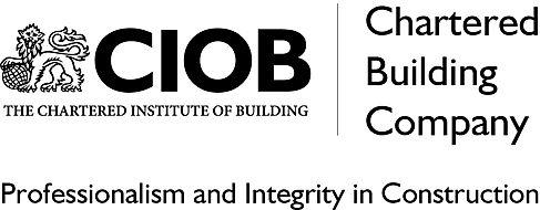 New CIOB - Chartered Building Company Lo