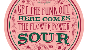Limited edition: Get The Funk Out Here Comes The Flower Power!