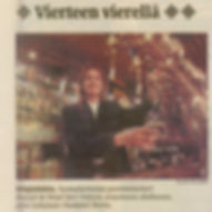 Ronald in the newspaper. Tapping a beer.