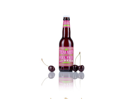 Freak Kriek available at Prisma and S-markets in Finland!