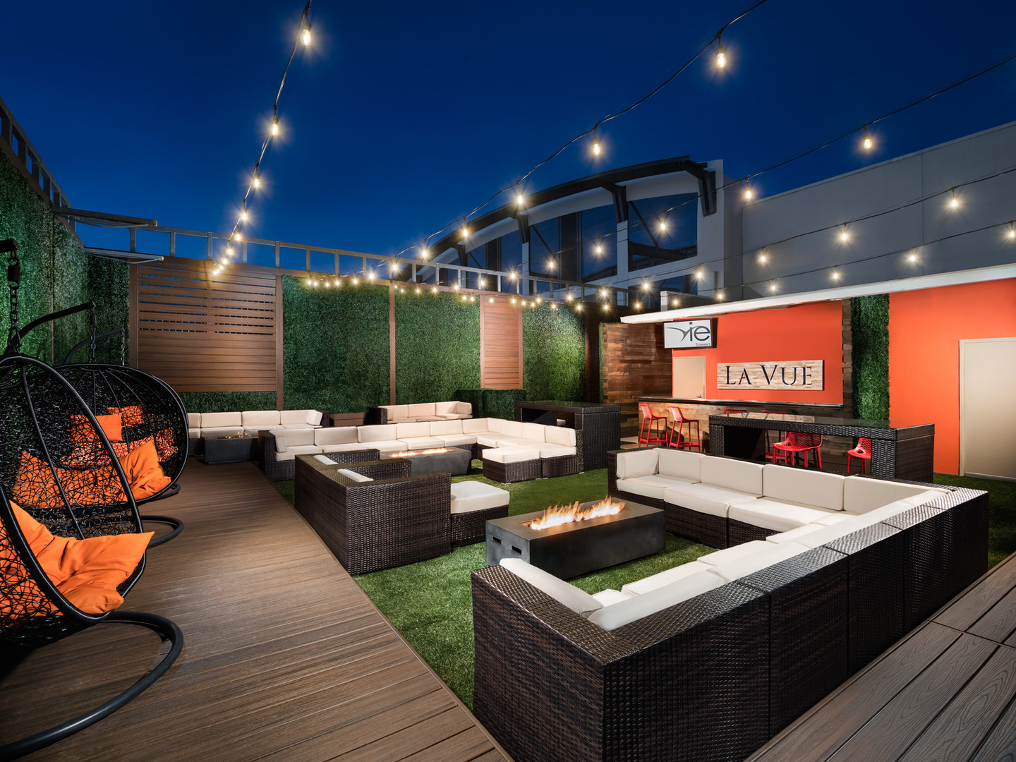 Rooftop-Lounge