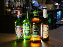Glutten Free and Non alcoholic Beer