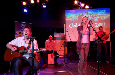 'Childsplay 2011'NSPCC charity evening 2011