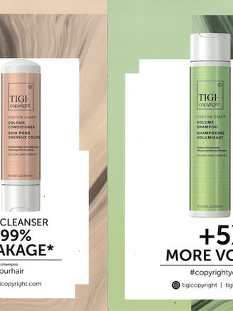 Color Care & Volume Shampoos and Conditioners