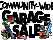 Spring Community Garage Sale