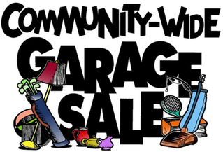 Autumn Community Garage Sale