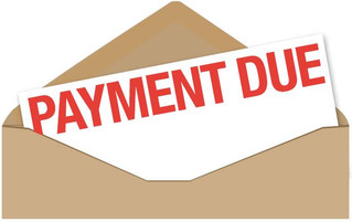 HOA Dues are DUE...do you have yours paid yet?