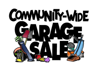 Upcoming Garage Sale