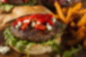 Knights Farm Burger
