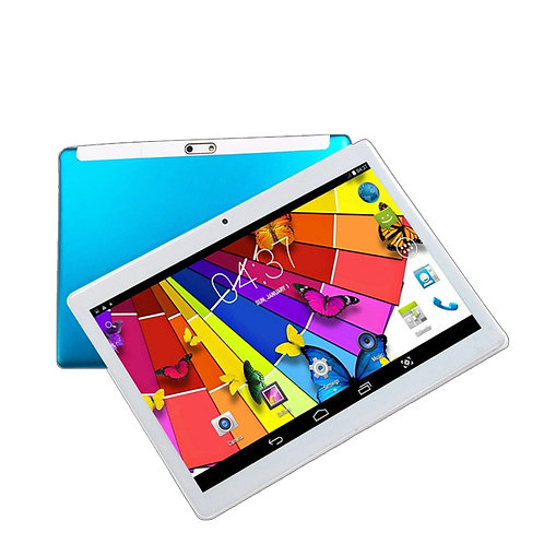 High quality 10.1 inch tablet dul sim card 3g wifi android flast panel pc china