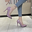 Thumbnail: 9cm Red Color Pointed High Heels  shoes for women