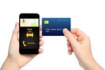 Vous pouvez payer votre trajet pac CB directement à votre chauffeur