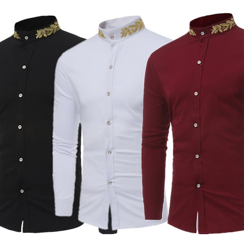 African Clothes for Men Shirt