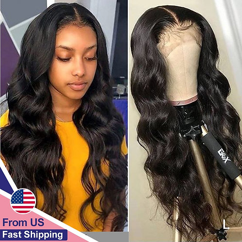 30 32 Inch 13x6 13x4 Lace Front Human Hair Wigs