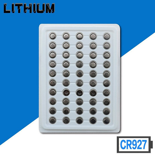 100pcs 3V Lithium Coin Cells