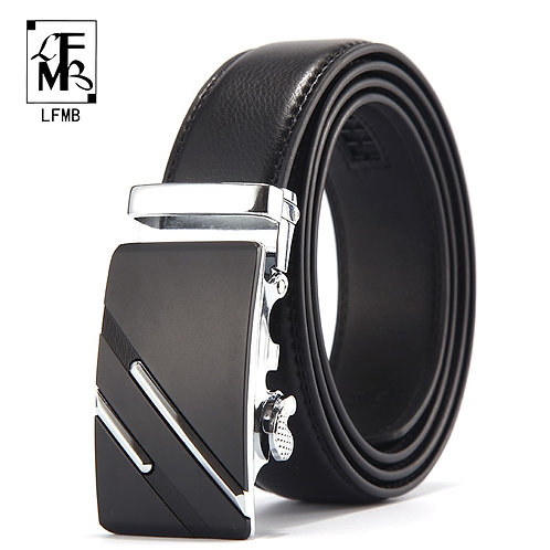Belt for Men Top Quality Genuine Luxury Leather