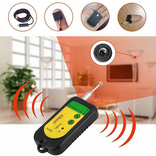 Anti-Spy Signal Bug Detector Mini Camera Device Finder Surveillance Gadget