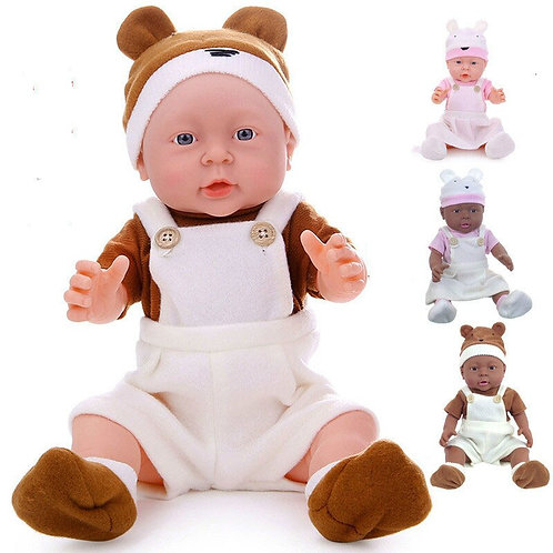 Baby Doll Newborn Toy Simulation for Children