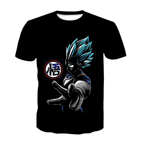 Large Size 3D T Shirt for Men and Women