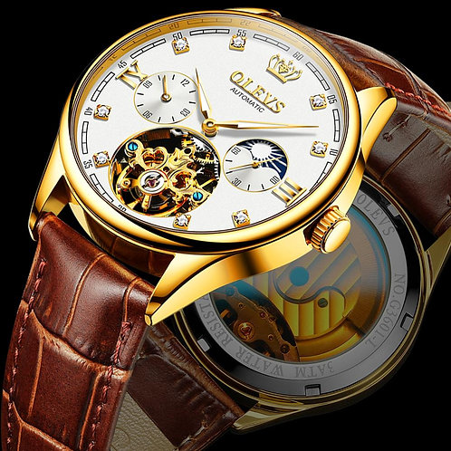 Classic Mens Mechanical Watch | Shoppiny