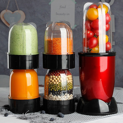 Automatic Blender Juicer Machine High Quality Mini Juicer EU/AU/UK/US Plug
