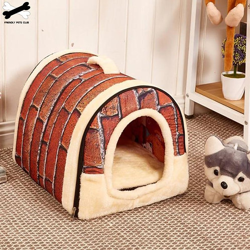 Large Pet Dog Bed Cat House
