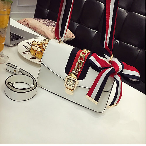 New Lock Women Bag High Quality PU Leather Women Messenger Bags Casual Crossbody