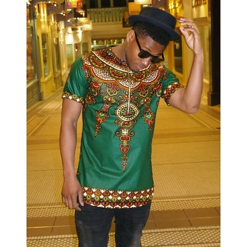African Clothing Dashiki for men