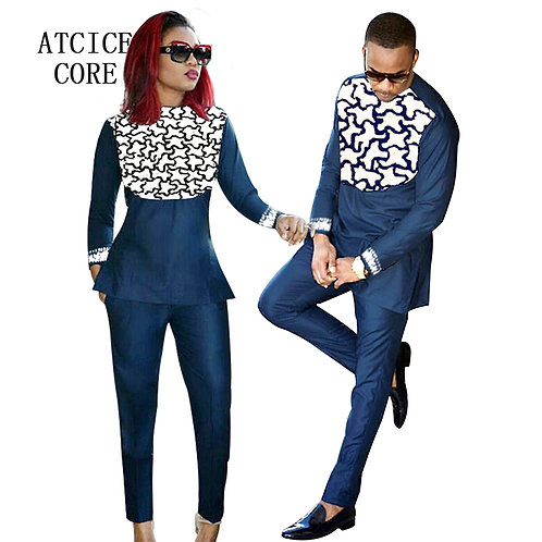 African Clothing for Men and Women