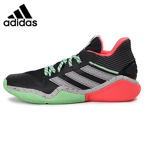 Adidas Stepback Men's Basketball Shoes Sneakers
