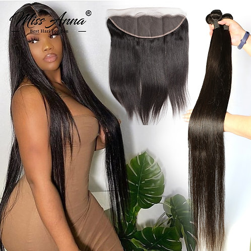 Best Human Hair Bundles with frontal