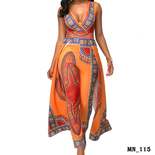 New Styles Hot Sexy Plus Size Bazin African Women Clothing