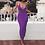 Thumbnail: Slim Bodycon Sleeveless Long Maxi Dress