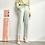 Thumbnail: 4 Piece Set Solid Blazer vest high Waist Pants