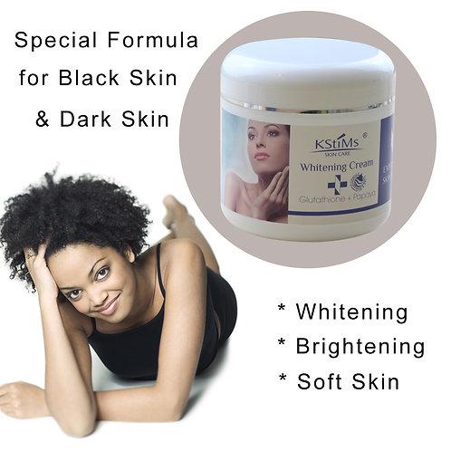 Permanent KSitmes Lotion Body Cream Whitening Cosmetics For Black Skin Ayurvedic