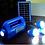 Thumbnail: Portable Solar energy system Generator Outdoor Power Mini DC 3W Solar home Light