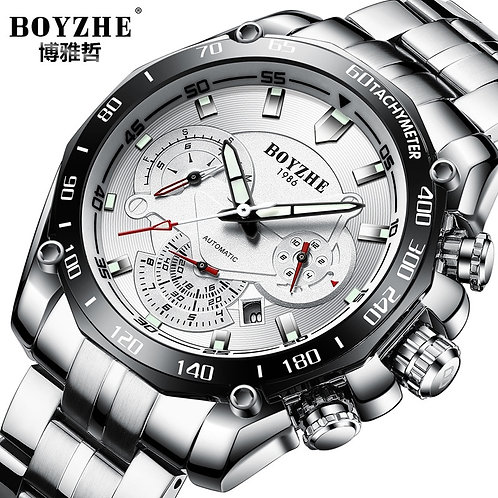 Sports Men Mechanical Watch   Shoppiny.com