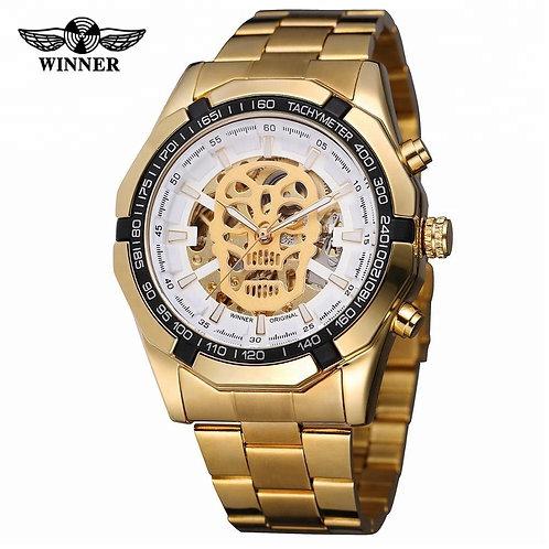 Men Wrist Automatic Mechanical Watch