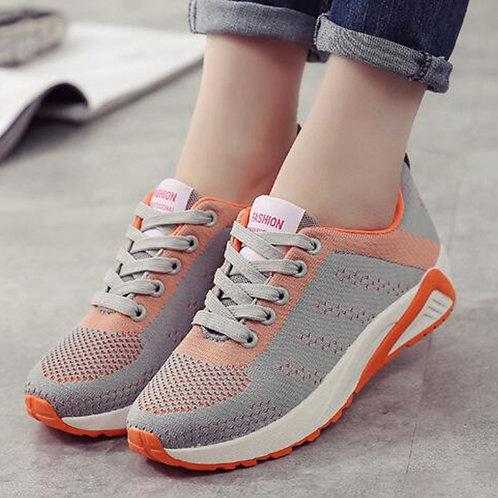 Soft Comfortable running women sport shoes