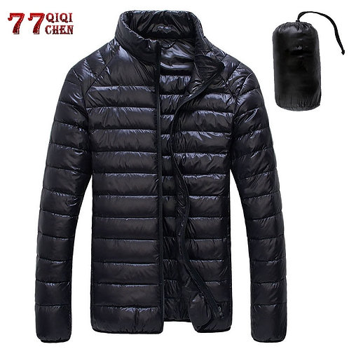 Autumn Winter Down Jacket for Men