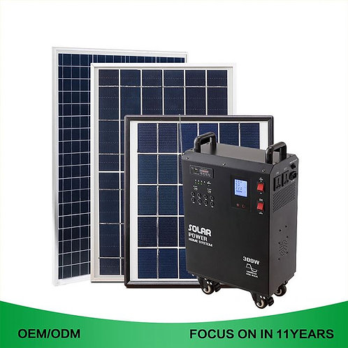2Kw Mobile 5Kw Small 500 Watt Complete Home Solar System