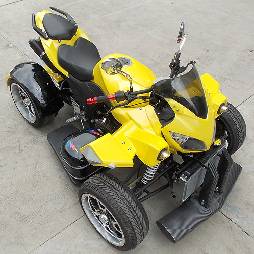 250cc ATV CE Approved Road Legal Quad Bike ATV