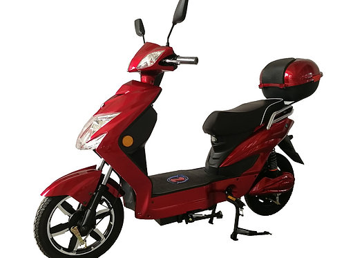 48V 500W Removable Battery Cheap Electric Scooter