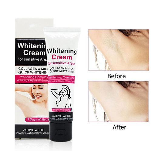7-Day Skin Armpit Whitening Cream Skin Lightening Bleaching Cream